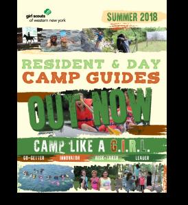 2018 Camp Blog