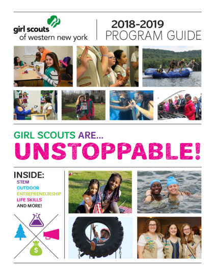 2019 GSWNY Program Guide COVER