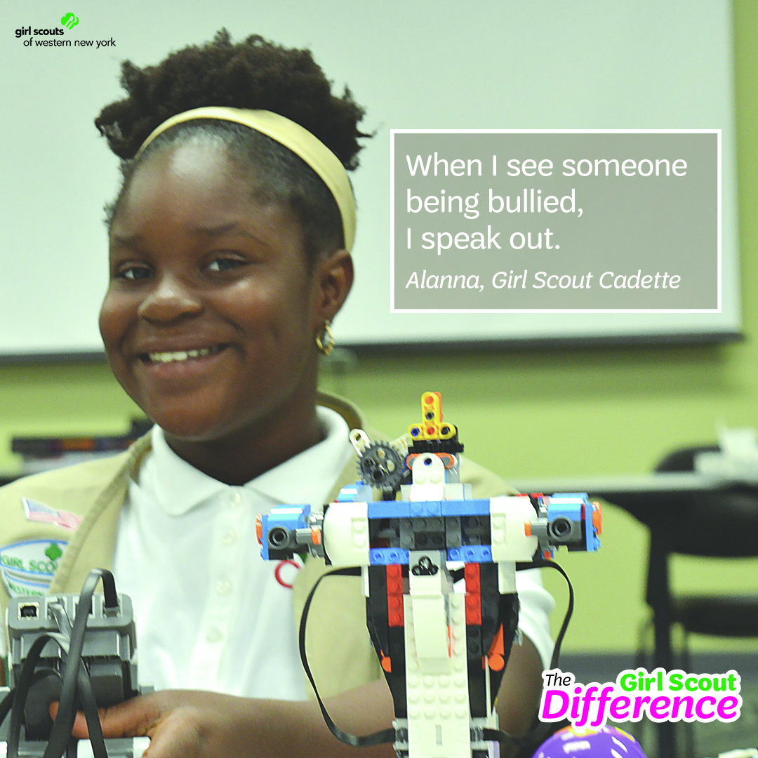 GS Difference - Alanna - Speak Out