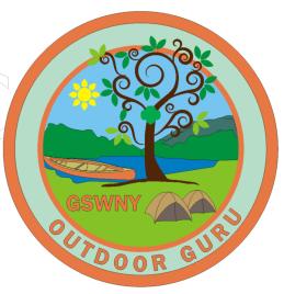 Outdoor Guru Badge